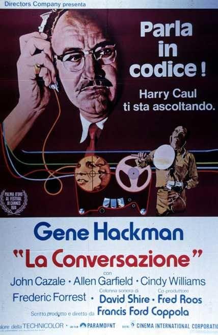 la conversazione film