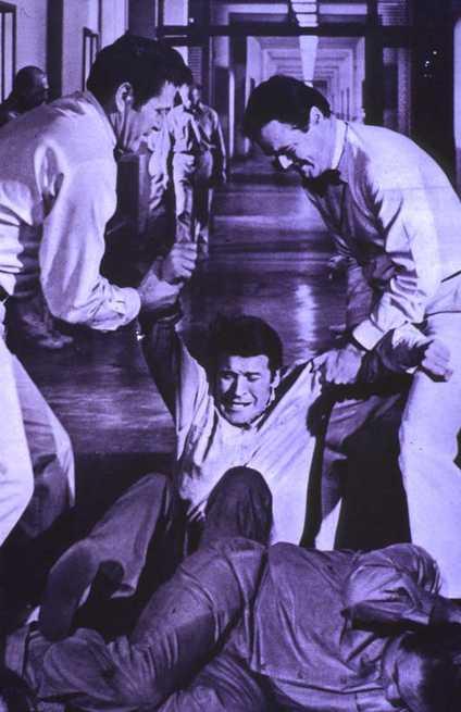Risultati immagini per il corridoio della paura film 1963