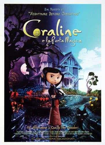Coraline e la porta magica 2009 - Coraline e la porta magica film ...