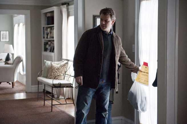 Contagion: Matt Damon
