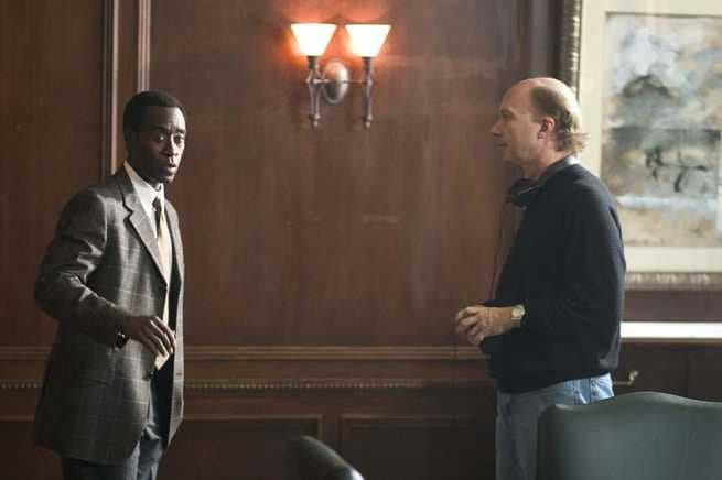 Crash - Contatto fisico: Don Cheadle, Paul Haggis
