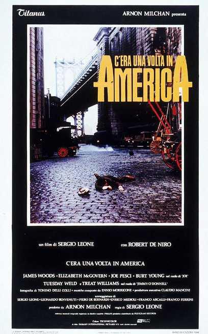 2/7 - C'era una volta in America