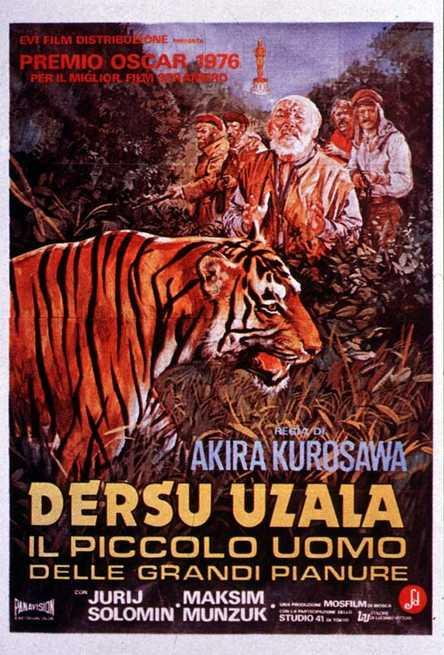 2/3 - Dersu Uzala. Il piccolo uomo delle grandi pianure