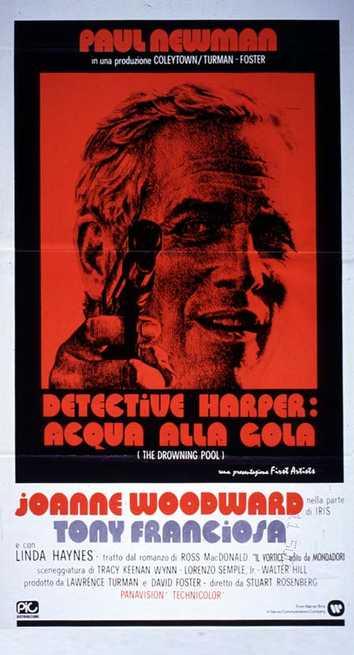 Detective Harper: Acqua Alla Gola [1975]