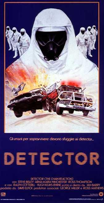 Risultati immagini per Detector 1980