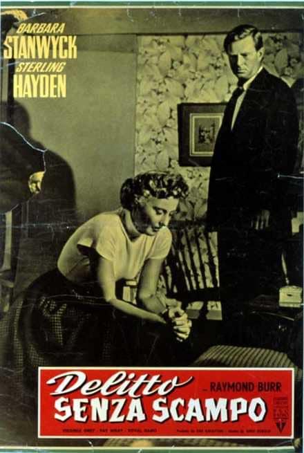 Delitto Senza Scampo (1957)