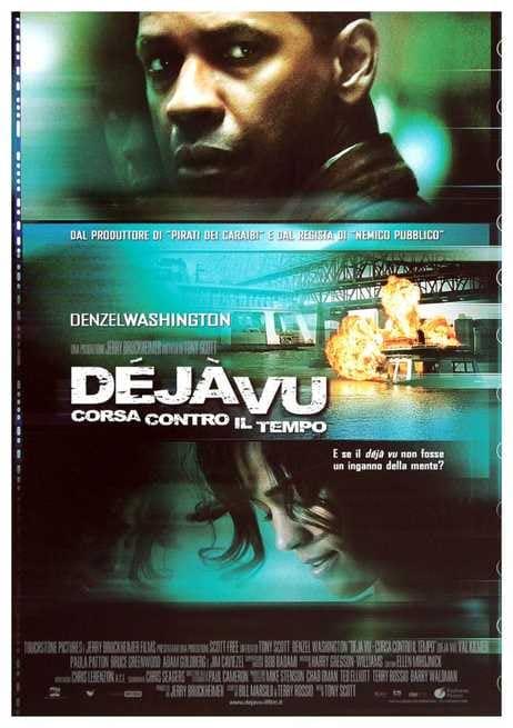 Deja Vu Corsa Contro Il Tempo 2006 Streaming Filmtv It