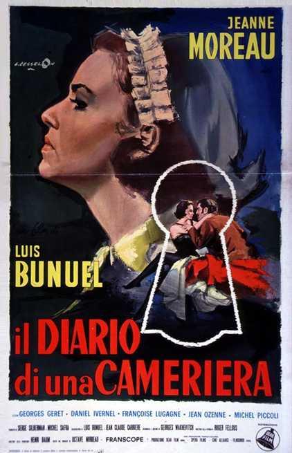 Il diario di una cameriera 1964 for Chambre 13 film marocain trailer