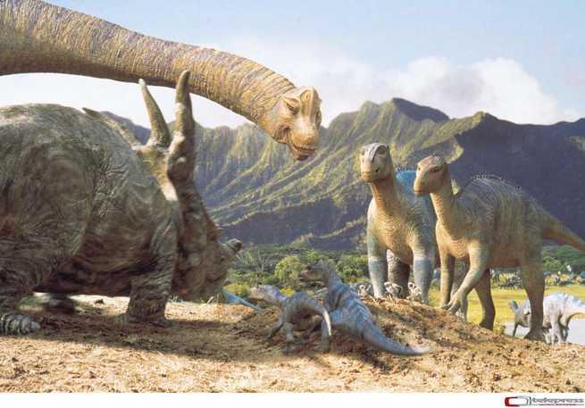 1/7 - Dinosauri