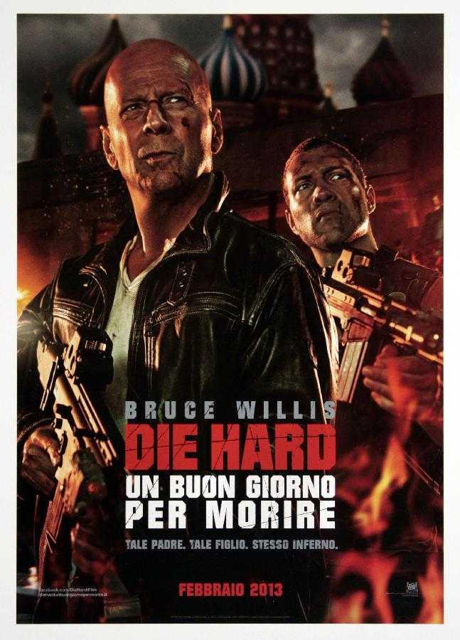 2/7 - Die Hard - Un buon giorno per morire