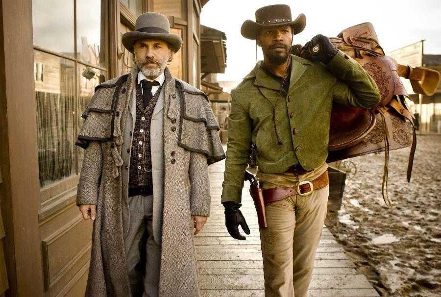 1/5 - Django Unchained