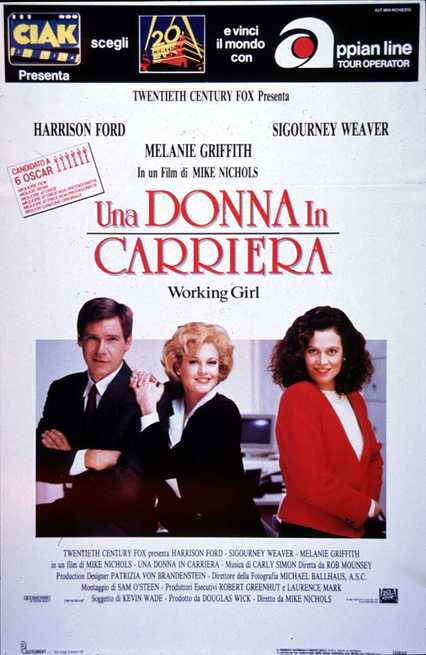 2/7 - Una donna in carriera