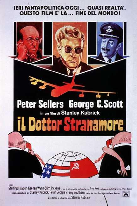 1/4 - Il dottor Stranamore