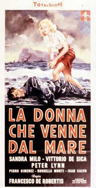 Risultati immagini per la donna che venne dal mare
