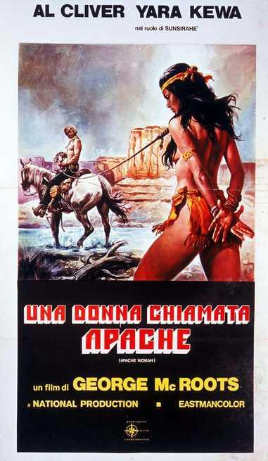 Una Donna Chiamata Apache – Apache Woman (1977)