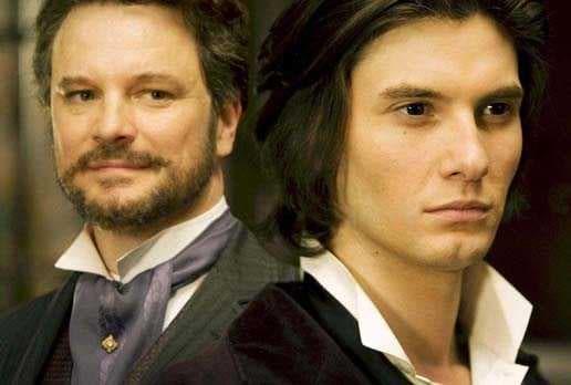 Colin Firth, Ben Barnes