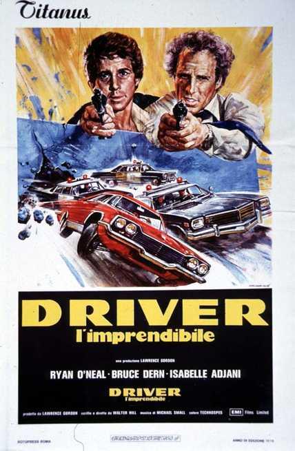 2/7 - Driver l'imprendibile