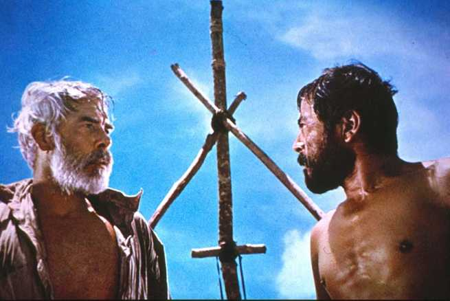 Lee Marvin, Toshiro Mifune