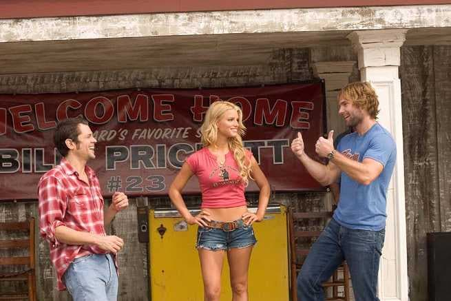 Johnny Knoxville, Jessica Simpson, Seann William Scott