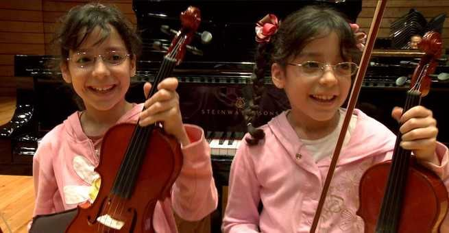 Dudamel: Let the Children Play: scena