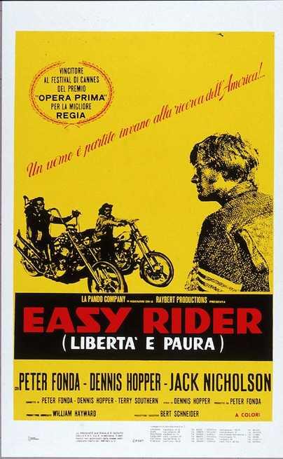1/4 - Easy Rider