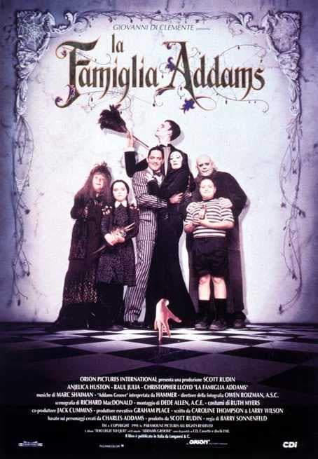 2/6 - La famiglia Addams