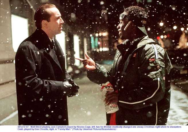 Nicolas Cage, Don Cheadle