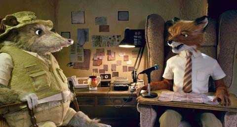 2/7 - Fantastic Mr. Fox