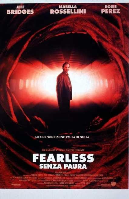 Risultati immagini per Fearless - Senza Paura