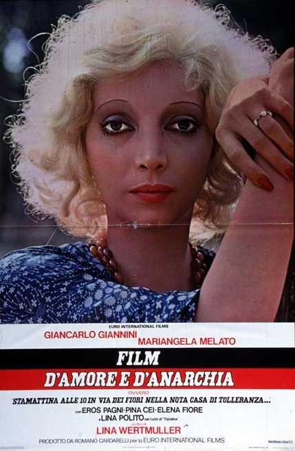 Film D'amore Italiani Film D'amore e D'anarchia