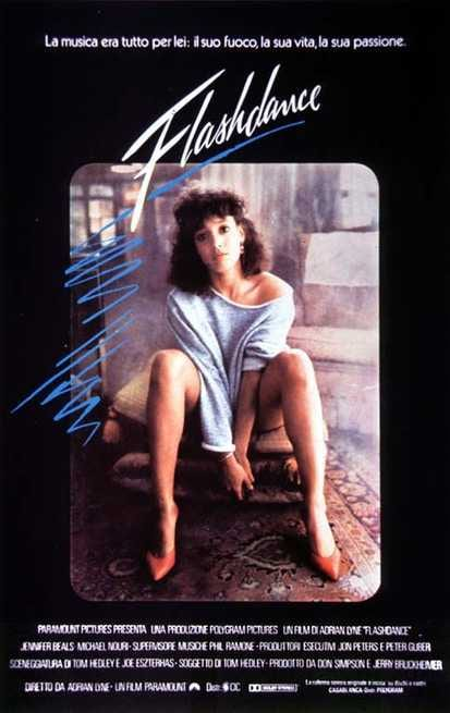 2/7 - Flashdance