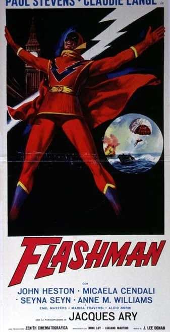 1/2 - Flashman
