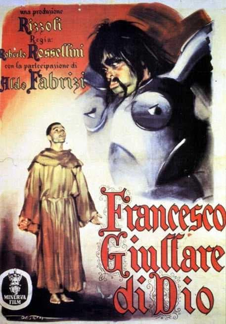 Risultati immagini per Francesco, Giullare di Dio