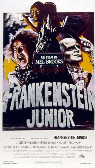 2/3 - Frankenstein junior