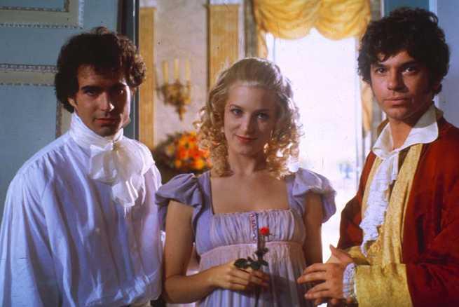 Jason Patric, Bridget Fonda, Michael Hutchence