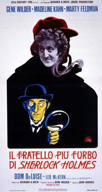 2/2 - Il fratello più furbo di Sherlock Holmes