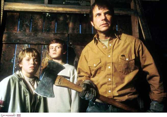 Matthew O'Leary, Jeremy Sumpter, Bill Paxton