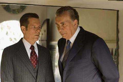 2/7 - Frost/Nixon. Il duello