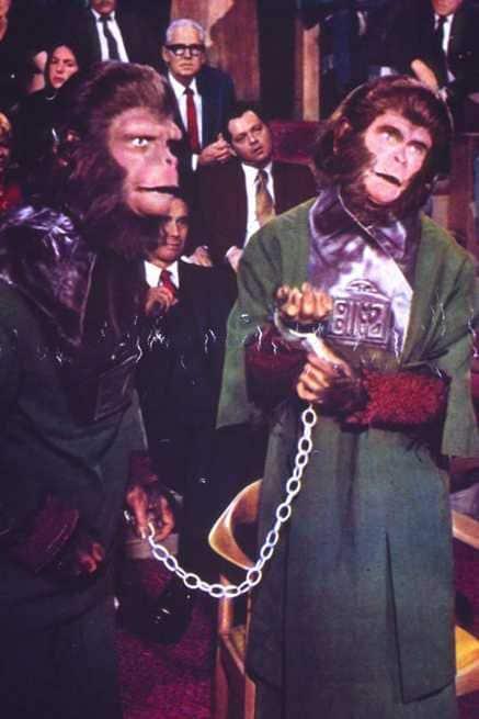 2/2 - Fuga dal pianeta delle scimmie