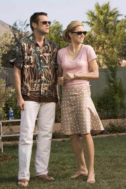 Jim Carrey, Téa Leoni