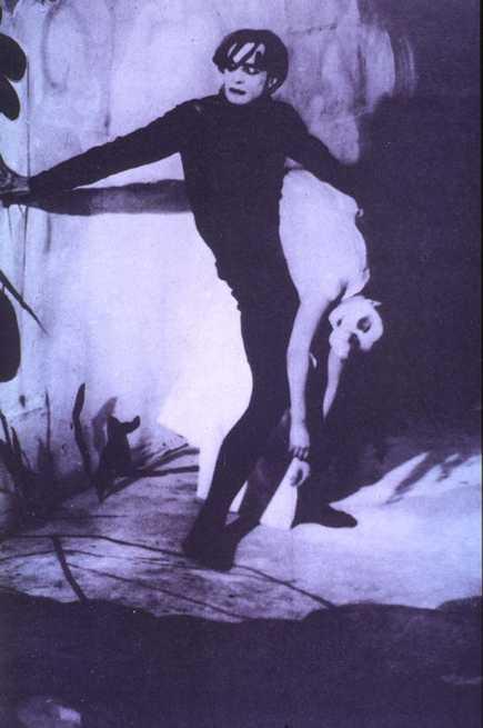 2/1 - Il gabinetto del dottor Caligari