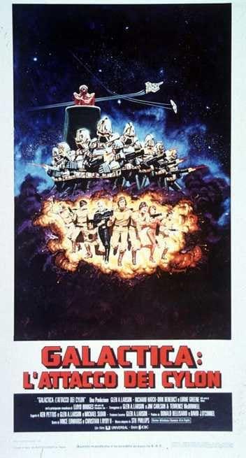 BattleStar Galactica – L'Attacco Dei Cylon (1978)