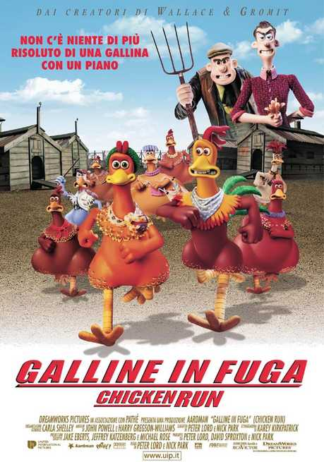 Galline in fuga (2000) - Streaming | FilmTV.it