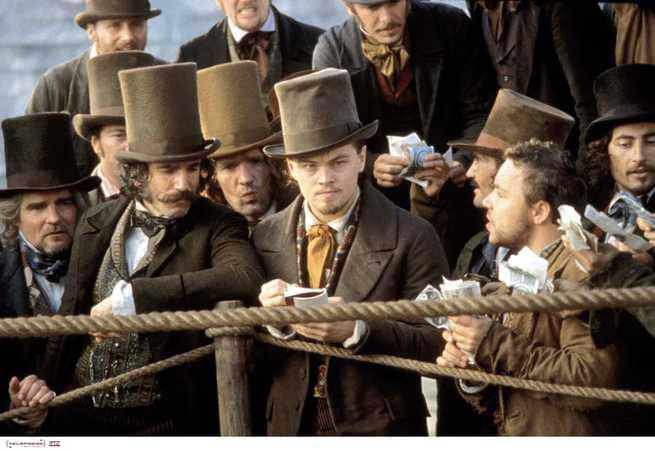 1/7 - Gangs of New York