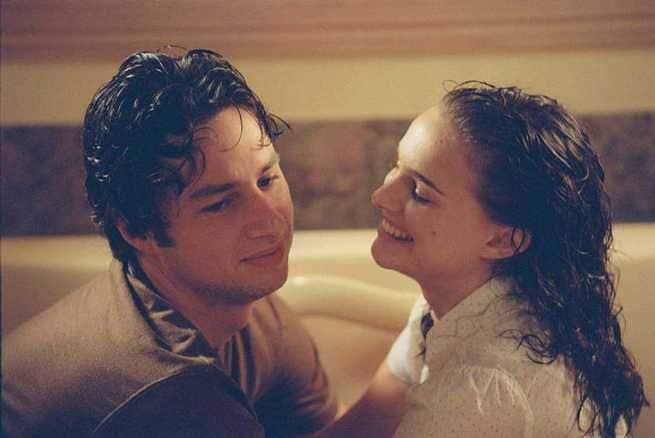 Zach Braff, Natalie Portman