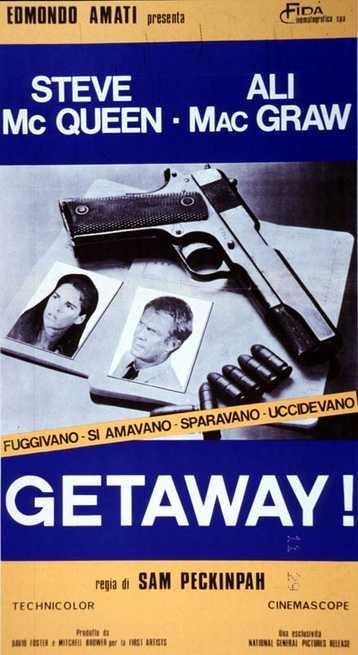 2/3 - Getaway!
