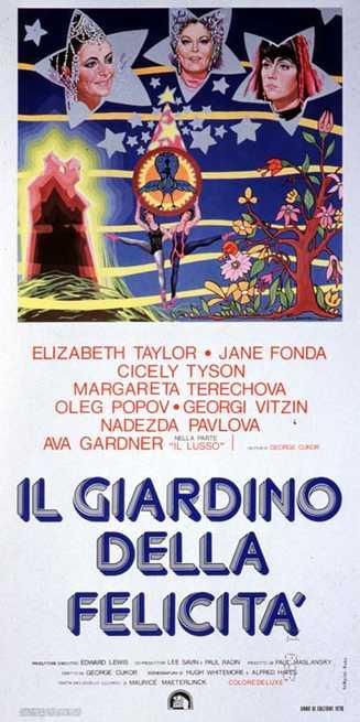 Il giardino della felicit 1976 - Il giardino di elizabeth ...