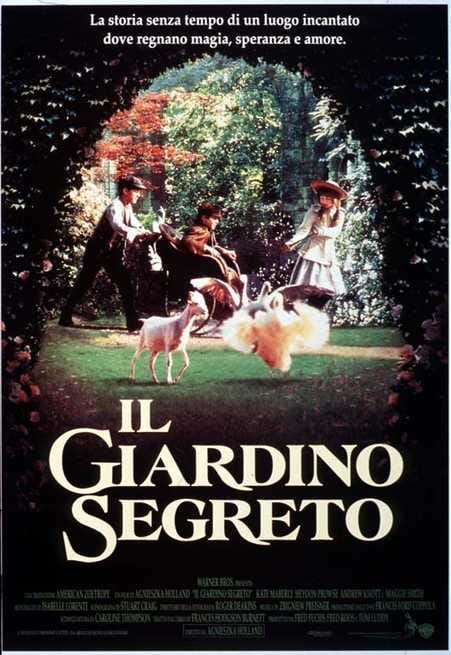 Il giardino segreto 1994 - Il giardino segreto dvd vendita ...