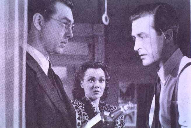 Jane Wyman, Ray Milland, Philip Terry