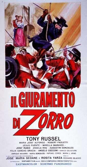 1/6 - Il giuramento di Zorro